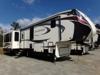 This RV is perfect for the family. This is Glamping in