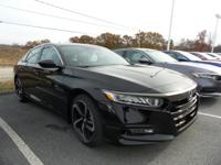 The bold new exterior of the 2018 Honda Accord is the
