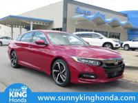2018 Honda Accord Sport *Fresh Oil Change*, *Fully