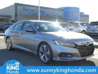 2018 Honda Accord Touring *Fresh Oil Change*, *Fully
