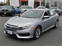 Options:  2018 Honda Civic Lx|This Vehicle Has A 2.0L