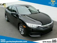 Delivers 40 Highway MPG and 31 City MPG! This Honda