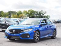 You'll love getting behind the wheel of this 2018 Honda