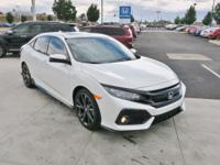 CARFAX One-Owner. Clean CARFAX. 2018 Honda Civic Sport