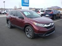 2018 Honda CR-V LX Basque Red Pearl AWD CVT 2.4L I4