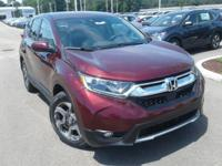 Delivers 34 Highway MPG and 28 City MPG! This Honda