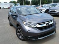 Delivers 31 Highway MPG and 25 City MPG! This Honda