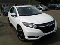 Scores 31 Highway MPG and 27 City MPG! This Honda HR-V
