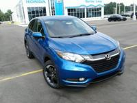 Delivers 31 Highway MPG and 27 City MPG! This Honda