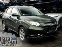 Recent Arrival! Certified. 2018 Honda HR-V EX Misty
