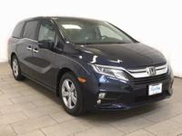 2018 Honda Odyssey EX-L 28/19 Highway/City MPG** For