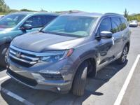 2018 Honda Pilot Elite Modern Steel AWD 9-Speed