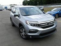 Scores 26 Highway MPG and 18 City MPG! This Honda Pilot