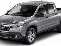 2018 Honda Ridgeline RTL From before you even walk into
