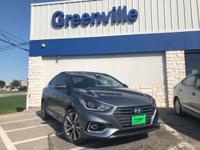 $2,702 off MSRP! Urban Gray 2018 Hyundai Accent Limited