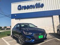 $2,699 off MSRP! Admiral 2018 Hyundai Accent Limited