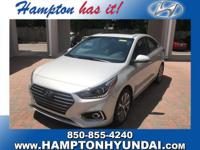 This 2018 Hyundai Accent Limited is offered to you for