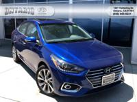 Admiral 2018 Hyundai Accent Limited FWD Automatic 1.6L