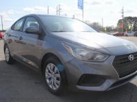 JUST ARRIVED!!!! ALL NEW 2018 HYUNDAI ACCENT!!