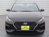 What a great deal on this 2018 Hyundai! You'll