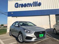 $2,605 off MSRP! Silver 2018 Hyundai Accent SEL FWD