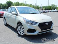 New 2018 Hyundai Accent SE! This vehicle has a 1.6L