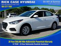 Recent Arrival! Black Cloth. Frost White 2018 Hyundai