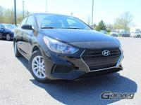 New 2018 Hyundai Accent SEL! This vehicle has a1.6L