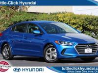 New Arrival! This 2018 Hyundai Elantra ECO, has a great