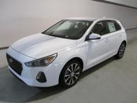 2018 Hyundai Elantra GT White WITH SOME AVAILABLE