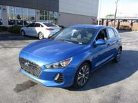 2018 Hyundai Elantra GT Blue WITH SOME AVAILABLE