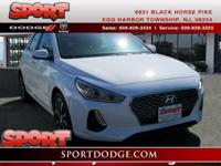 Runs mint!!! This 2018 Hyundai Elantra GT won't last