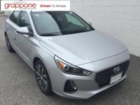 2018 Hyundai Elantra GT Base 31/23 Highway/City MPG