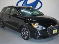 Elantra GT trim. CARFAX 1-Owner, GREAT MILES 8,160!