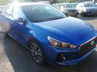 New Price! $3,078 off MSRP! 2018 Hyundai Elantra GT