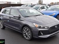 New Price! Gray 2018 Hyundai Elantra GT FWD 6-Speed
