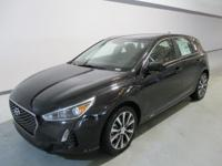 2018 Hyundai Elantra GT Black WITH SOME AVAILABLE