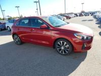New Price! Scarlet Red 2018 Hyundai Elantra GT FWD