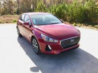 2018 Hyundai Elantra GT FWD 6-Speed Automatic with