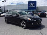 2018 Hyundai Elantra GT 32/24 Highway/City MPG  Freedom