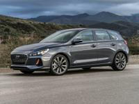 2018 Hyundai Elantra GT 32/24 Highway/City MPG