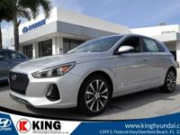 $999 off MSRP! 32/24 Highway/City MPG King Hyundai is