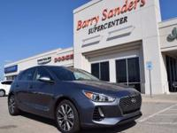 2018 Hyundai Elantra GT Base 4D Hatchback FWD Summit