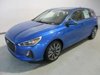 2018 Hyundai Elantra GT Sport Blue WITH SOME AVAILABLE