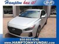 This 2018 Hyundai Elantra GT Sport is proudly offered