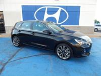 We are excited to offer this 2018 Hyundai Elantra GT.