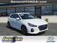 Elantra Sport, Ceramic White, and Black. Yes! Yes! Yes!