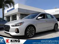 $999 off MSRP! 32/26 Highway/City MPG King Hyundai is