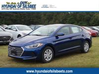 Lakeside 2018 Hyundai Elantra SE FWD 6-Speed Automatic
