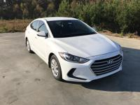 2018 Hyundai Elantra SE FWD 6-Speed Automatic with